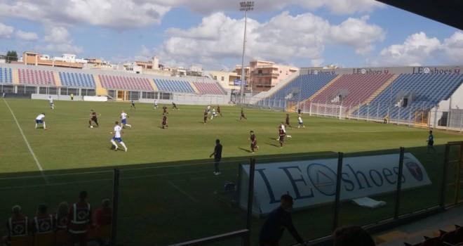 Casarano-Real Agro Aversa 2-0: i pugliesi vincono con un gol per tempo