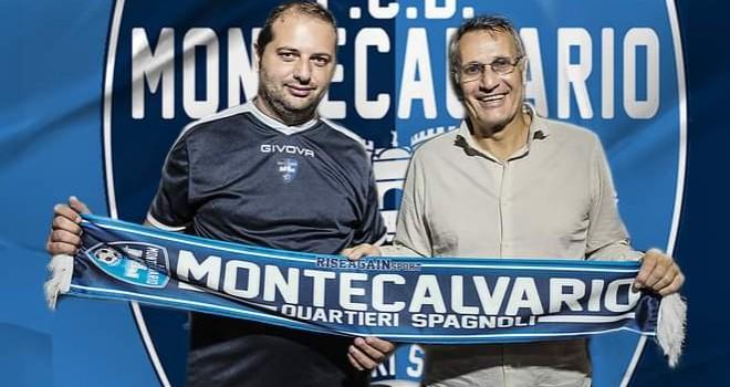 Montecalvario: panchina affidata mister Pelliccia