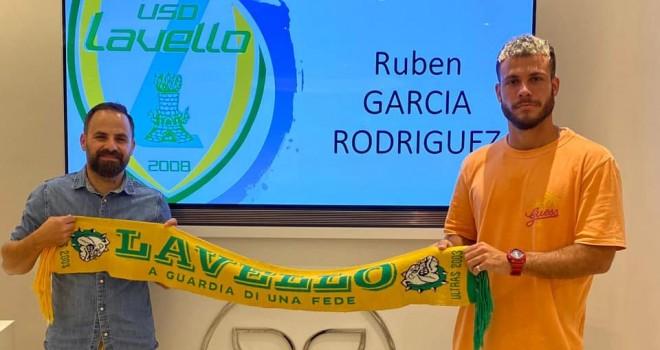 Un difensore spagnolo per il Lavello: Ruben Garcia Rodriguez