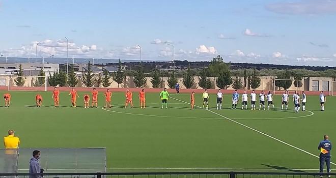 Hellas Laterza, sconfitta all'esordio contro il Levante Azzurro