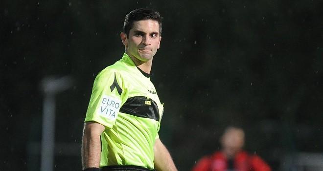 Serie D - Girone F, sesta giornata: le designazioni arbitrali