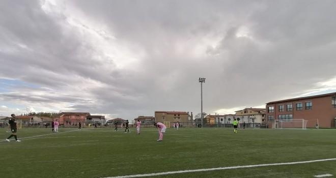 Vitulazio-Castelpoto 3-0: i rosanero fanno due su due e sono in vetta
