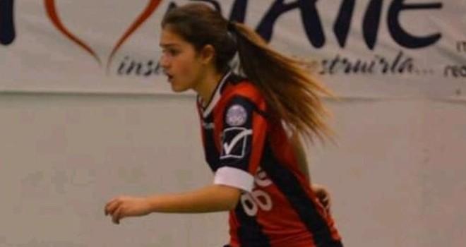 Alessia Discaro, Italcave Statte