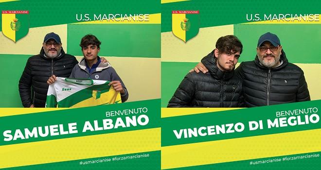S. Albano e V. Di Meglio, Marcianise