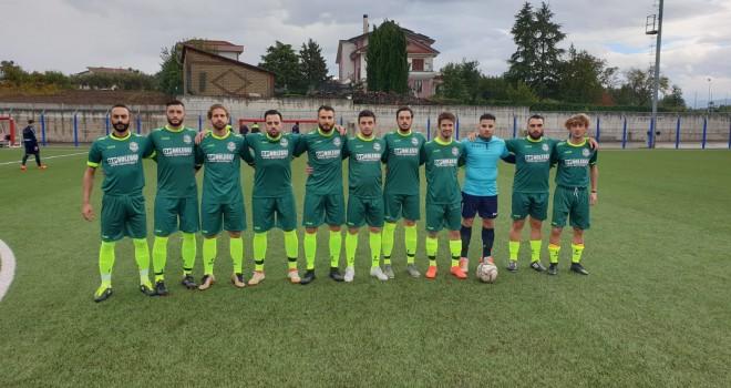 Sporting Venticano-Monte Irpino 4-0