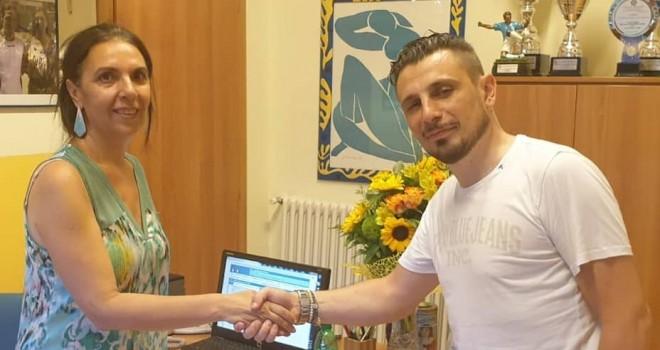 Giovanna Corbo e Antonio Caprì
