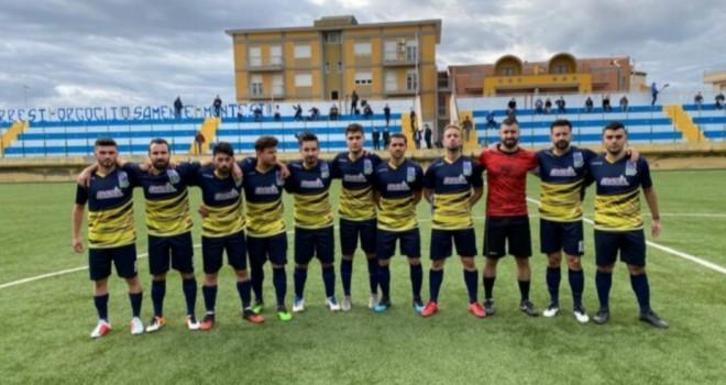 Libertas Montescaglioso, ottimo esordio interno contro il Matera 2019