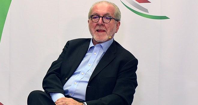 Il presidente Ghirelli