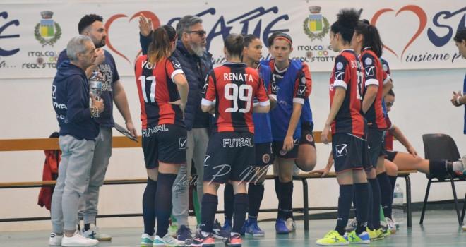 Italcave Real Statte, futsal