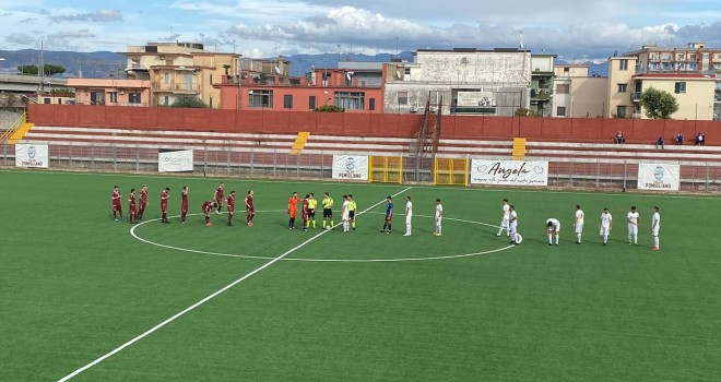 Pomigliano-Maddalonese 3-0