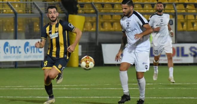 Juve Stabia-Cavese 2-0: il derby se lo aggiudicano le vespe