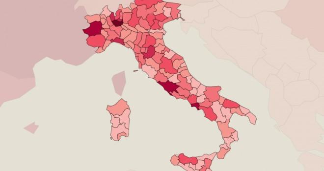 Coronavirus, #3novembre: 28.244 nuovi contagi e 353 morti