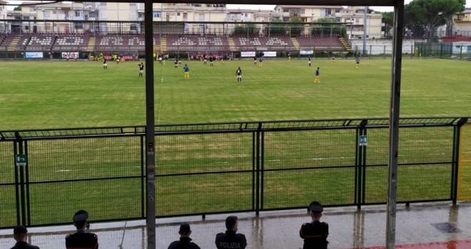 Real Agro Aversa-Gravina 2-1