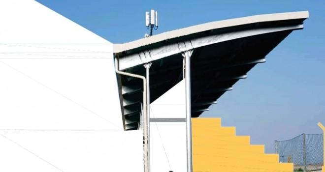 Approvato il progetto per la copertura della tribuna a Montescaglioso