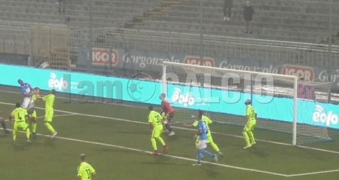Il gol di Bove