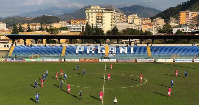 0-0 tra Paganese e Virtus Francavilla