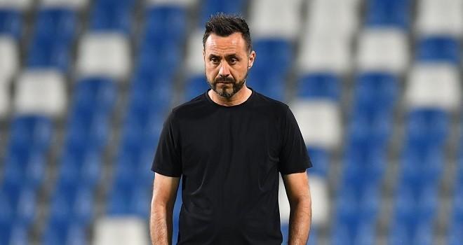 Mister R. De Zerbi, Sassuolo