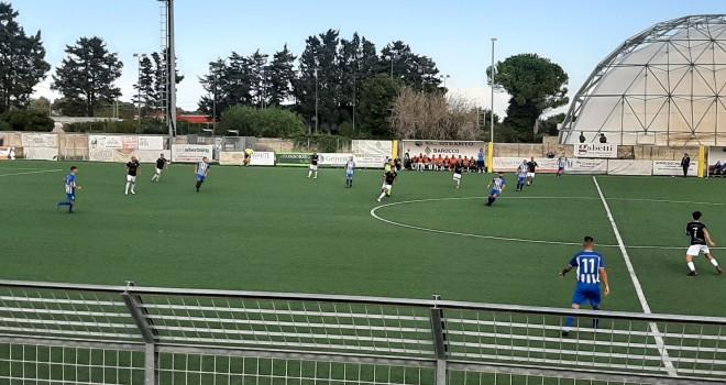 Otranto-Ginosa, 6-1: ospiti subiscono un risultato tennistico amaro