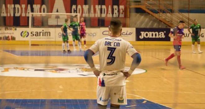 Calcio a 5, salta il derby tra Sandro Abate e Feldi Eboli