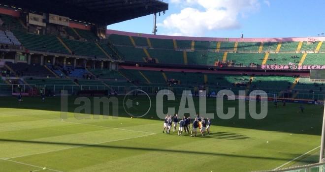 Palermo-Catania a porte chiuse