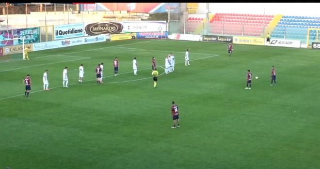 Pari con gol tra Vibonese e Foggia