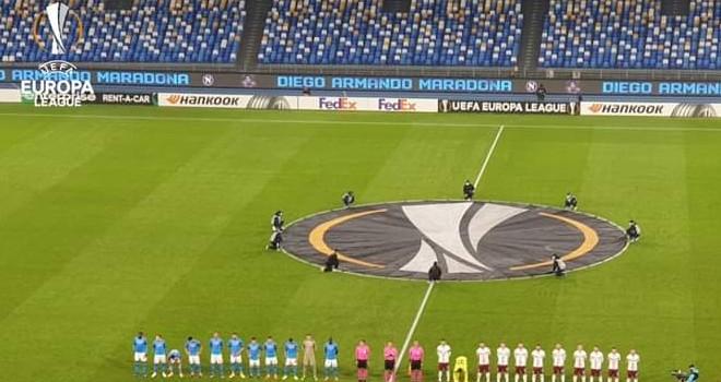 Il Napoli batte il Rijeka: vittoria nel ricordo di Diego