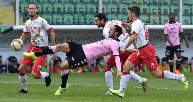 La Turris beffa il Palermo: decide Pandolfi al 94esimo