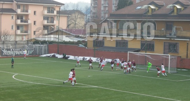 Colpo Varese a Borgosesia