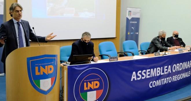Mirarchi riletto presidente CR Calabria