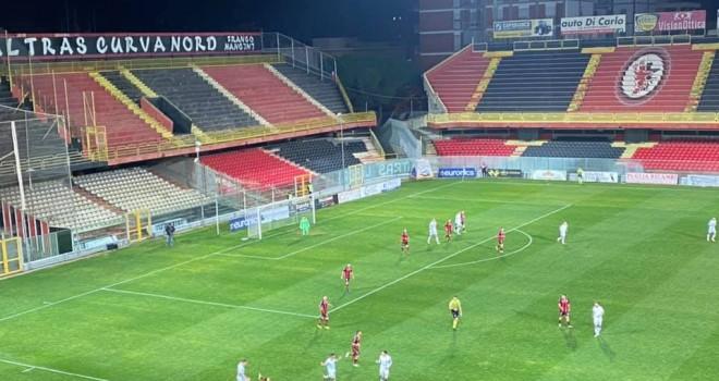 Pari con gol tra Foggia e Juve Stabia