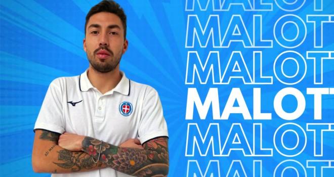 Un gol e un assist per Malotti