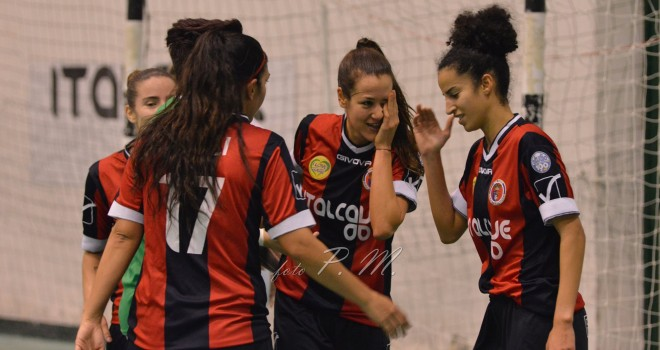 L'Italcave Real Statte ritrova la vittoria: 5-4 al Granzette