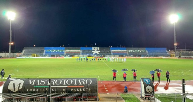 Foto: pagina Facebook Bisceglie Calcio