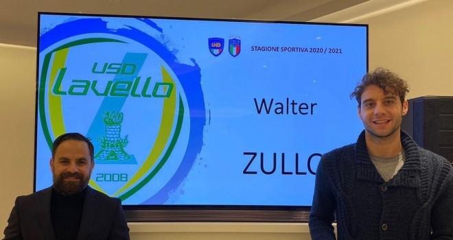 Walter Zullo al Lavello