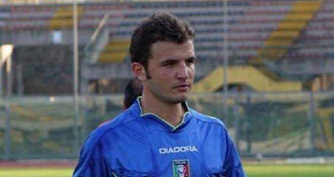Serie D-Girone F: gli arbitri della 13ª giornata. Rinviate tre gare