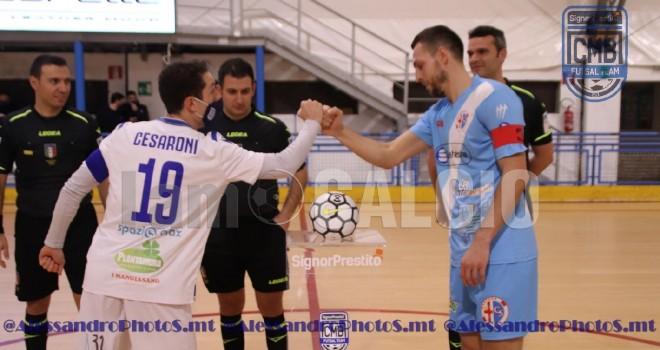 Inizio match, ph Savino