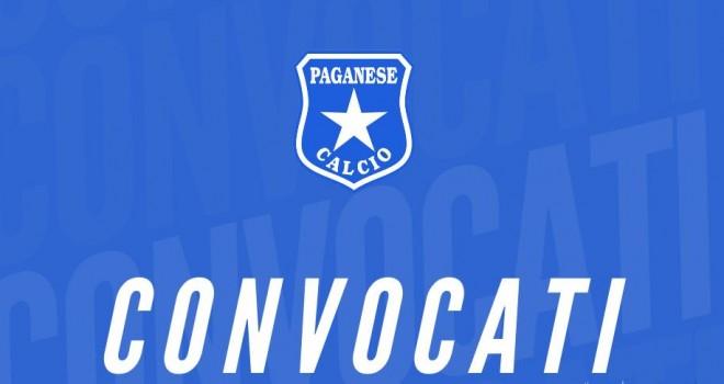 Paganese, i convocati per i playout col Bisceglie: 4 assenti