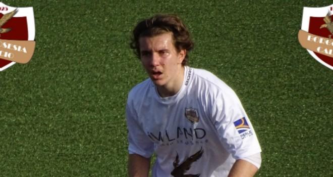 Un centrocampista classe 2001 per il Borgosesia