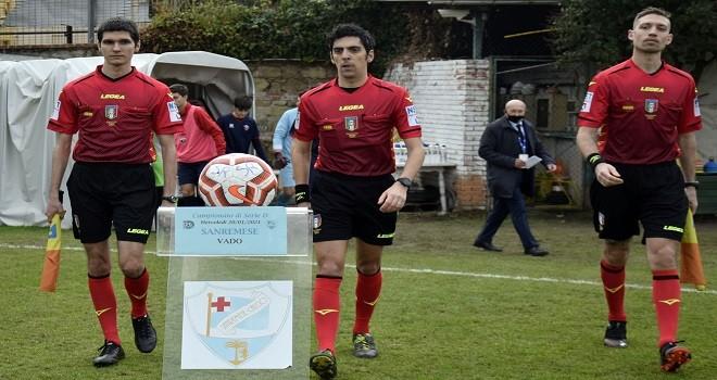 Serie D - Girone F: le designazioni arbitrali della ventesima giornata