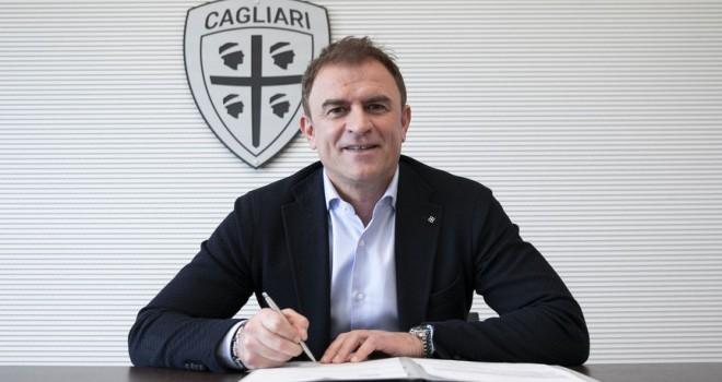 Mister L. Semplici, Cagliari