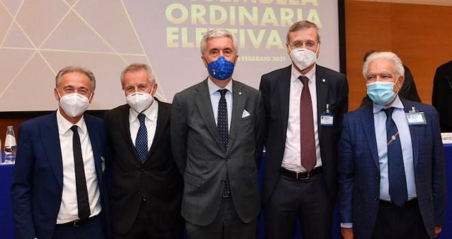 UFFICIALE - Cosimo Sibilia confermato presidente della LND