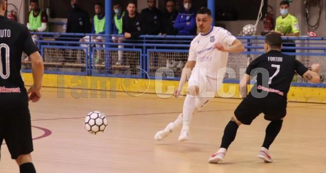 Il match live, ph Savino