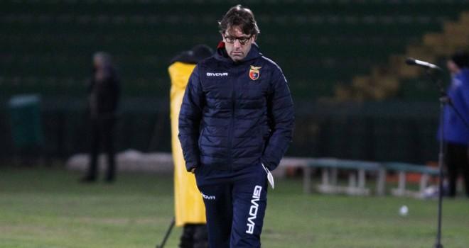 "Casertana. Guidi: ""Commessi errori sui gol presi in avvio"""