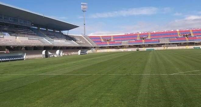 Campobasso-Fiuggi si gioca alle 15