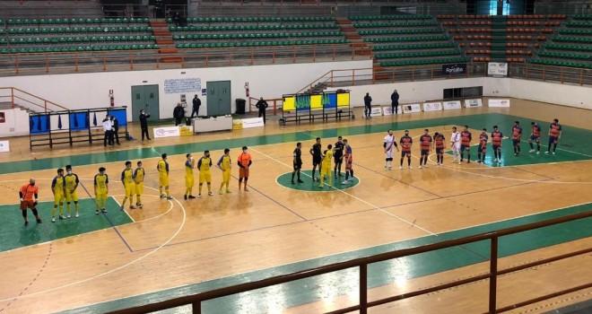 Siac Messina-Bernalda Futsal 2-2. Pari in rimonta per i rossoblu