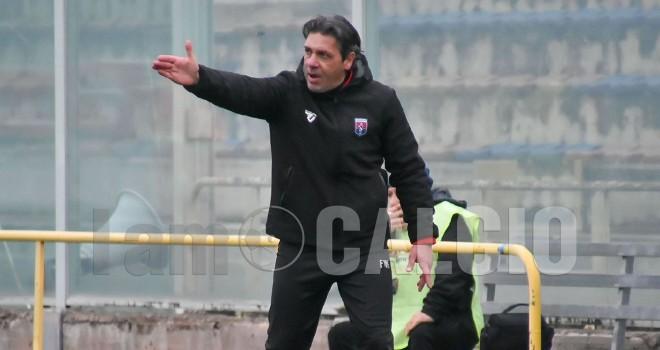 """Brindisi-Taranto, Laterza: """"Onore ai ragazzi, il derby va vinto"""""""