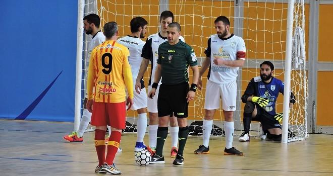 Benevento 5-Real Terracina 5-3