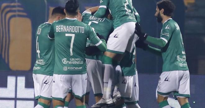 Bernadotto match winner