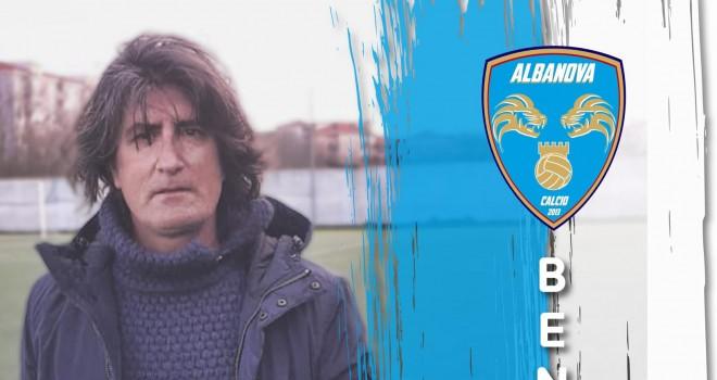 Il D.s. G. Liguori, Albanova Calcio