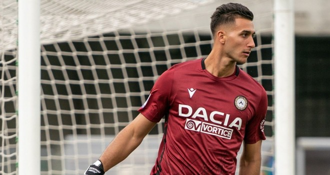 J. Musso, Udinese